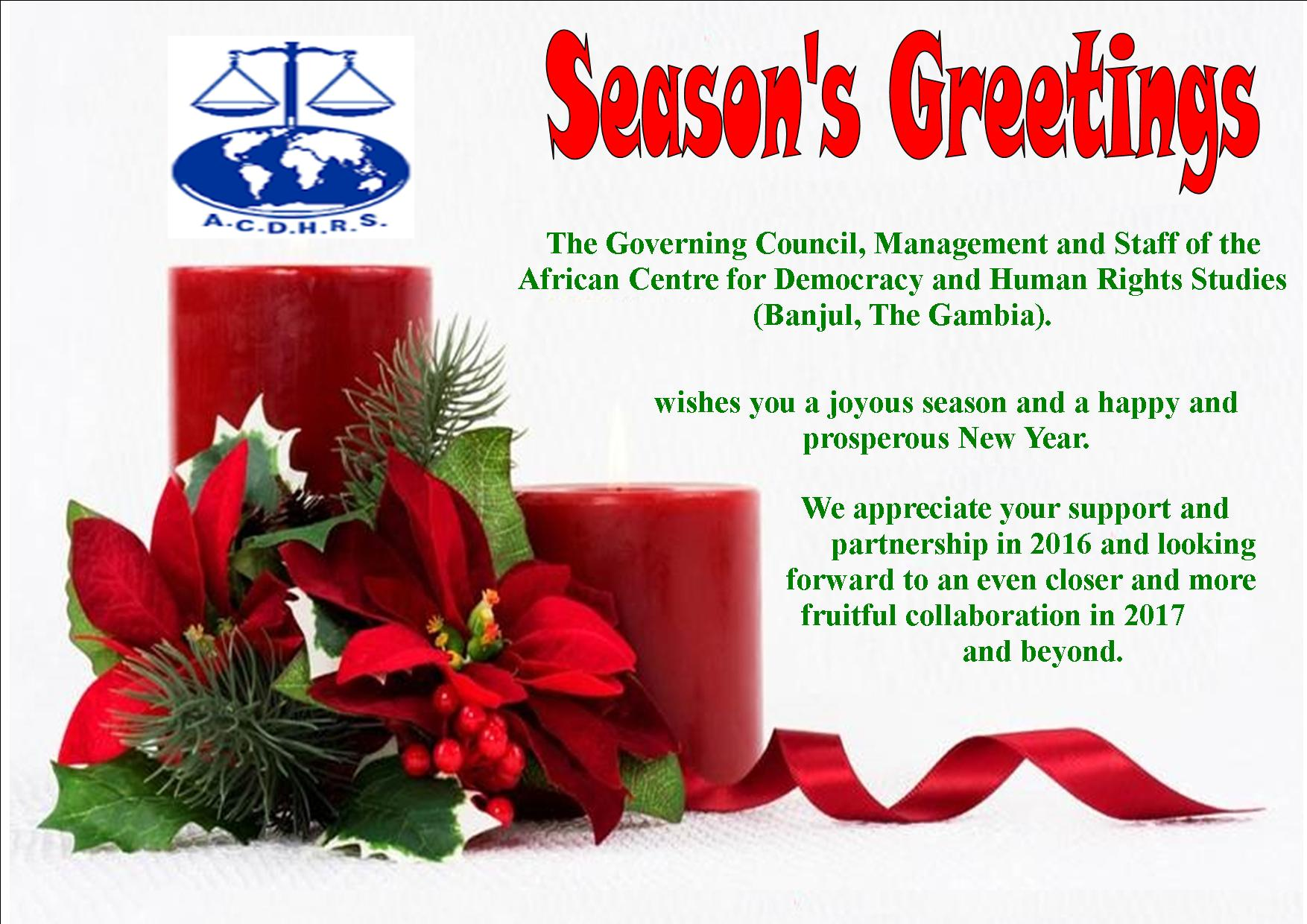 Seasons greetings the african centre for democracy and human season greetings new m4hsunfo