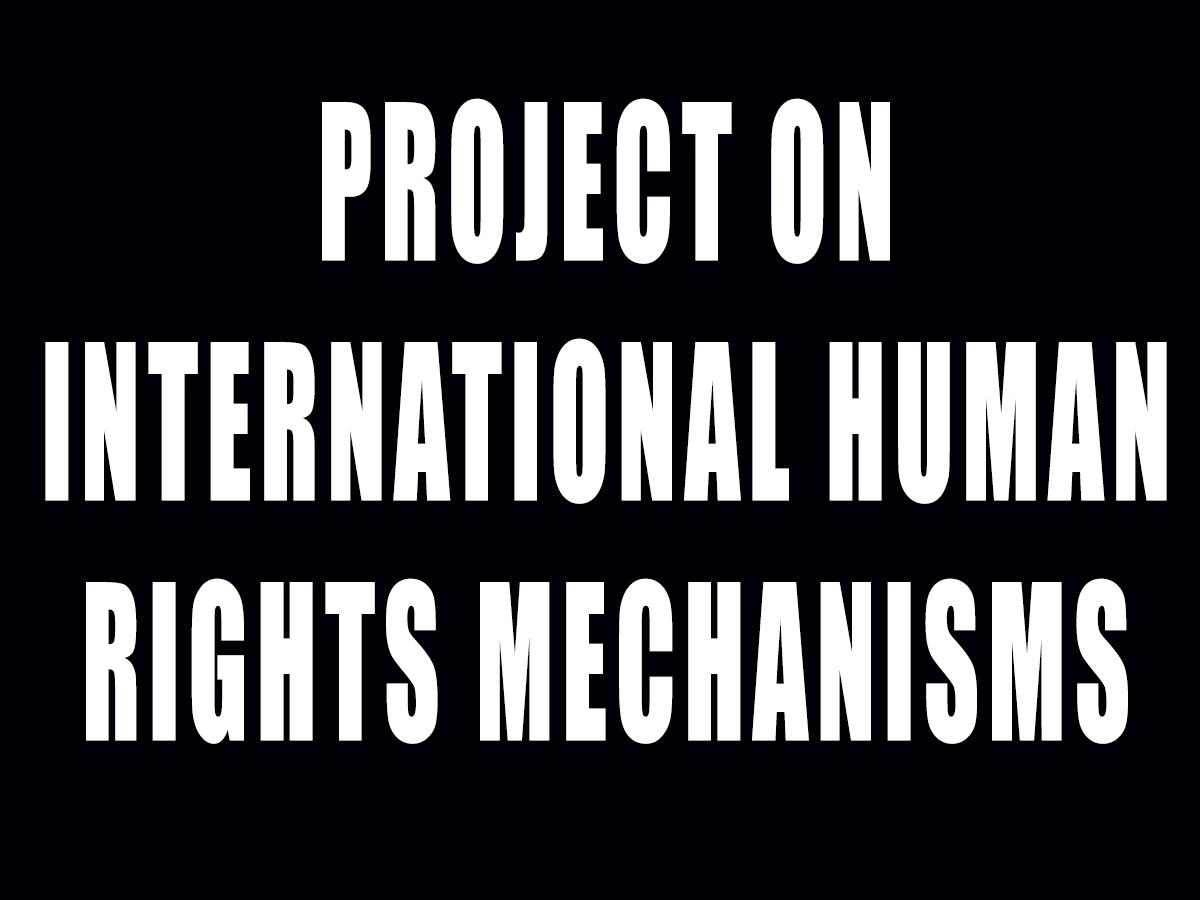 Intl. Human